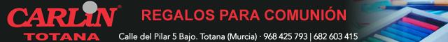 Papelerías Totana : Carlin Totana
