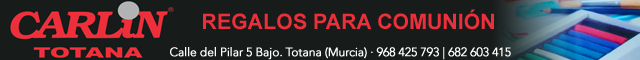 Regalos Totana : Carlin Totana
