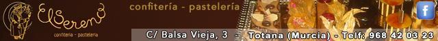 Totana : Confitería - Pastelería El Sereno