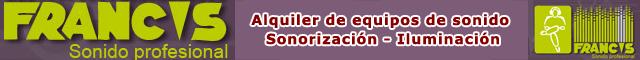 Totana : Francis Sonido Profesional