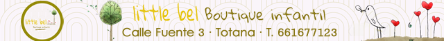 Ropa Totana : Little Bel Boutique Infantil