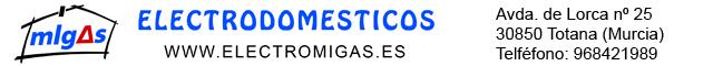 Totana : Electrodomésticos Migas