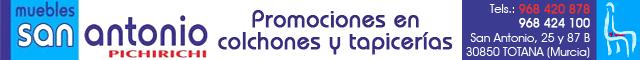 Colchones Totana : Muebles San Antonio - Pichirichi