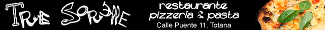 Totana : Restaurante Pizzeria Tre Sorelle