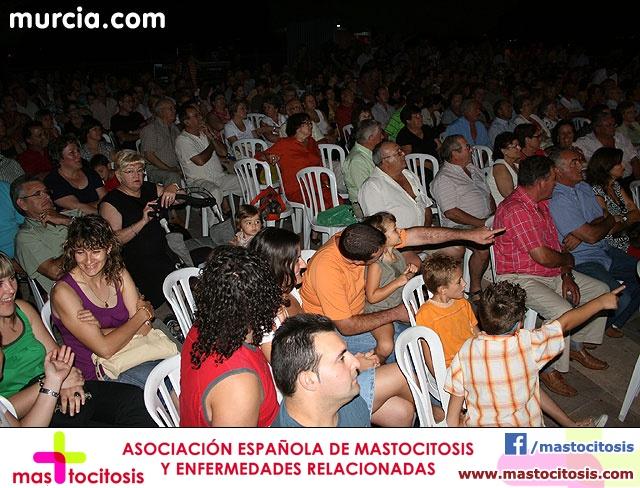 Acontracanto en concierto. Aledo 2008 - 5