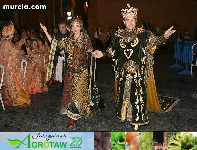 Entrega de llaves de la ciudad de Murcia al Infante Alfonso X el Sabio - 2009 - 1