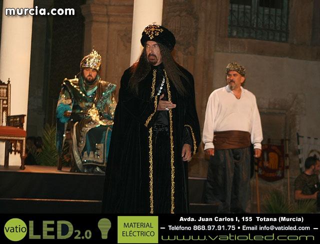 Entrega de llaves de la ciudad de Murcia al Infante Alfonso X el Sabio - 2009 - 33