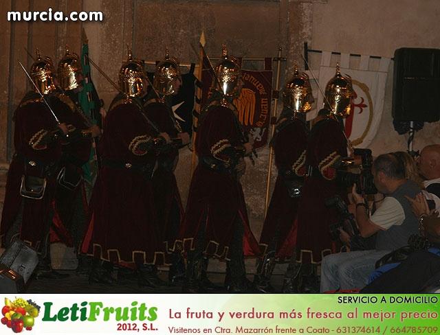 Entrega de llaves de la ciudad de Murcia al Infante Alfonso X el Sabio - 2009 - 44