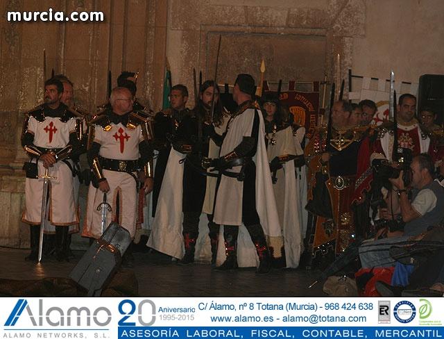 Entrega de llaves de la ciudad de Murcia al Infante Alfonso X el Sabio - 2009 - 50