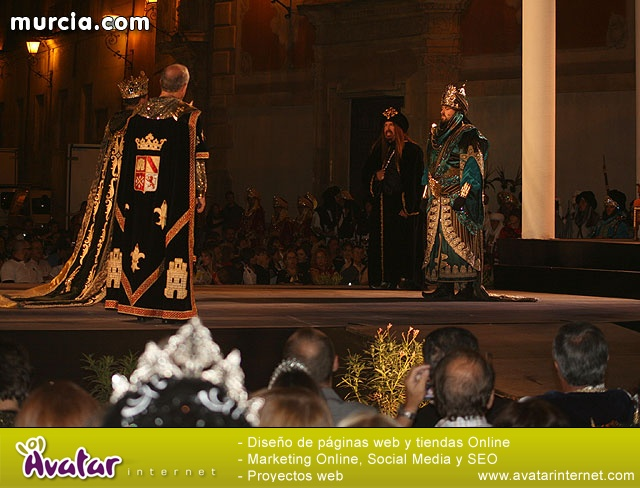 Entrega de llaves de la ciudad de Murcia al Infante Alfonso X el Sabio - 2009 - 52