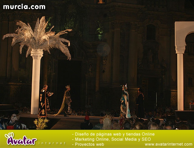 Entrega de llaves de la ciudad de Murcia al Infante Alfonso X el Sabio - 2009 - 53