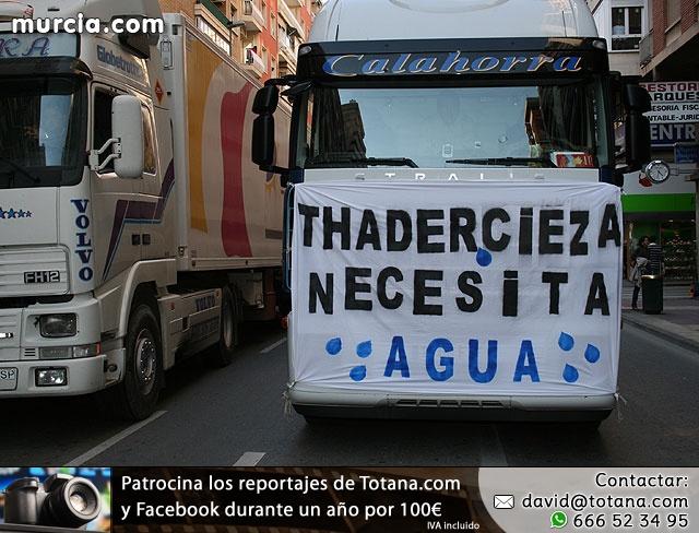 Cientos de miles de personas se manifiestan en Murcia a favor del trasvase - 10