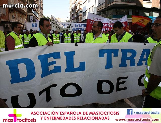 Cientos de miles de personas se manifiestan en Murcia a favor del trasvase - 14