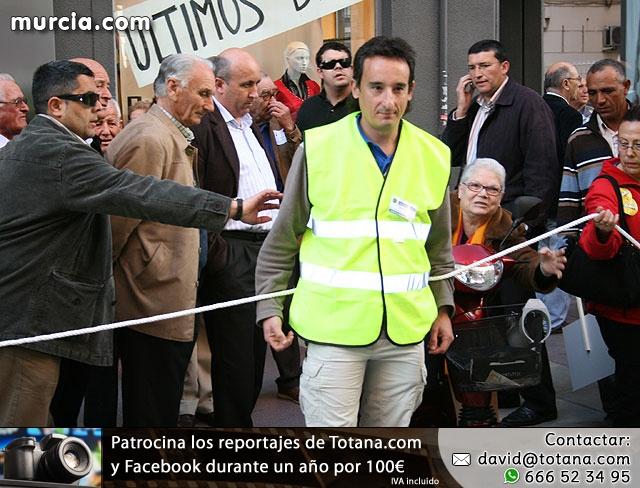 Cientos de miles de personas se manifiestan en Murcia a favor del trasvase - 17