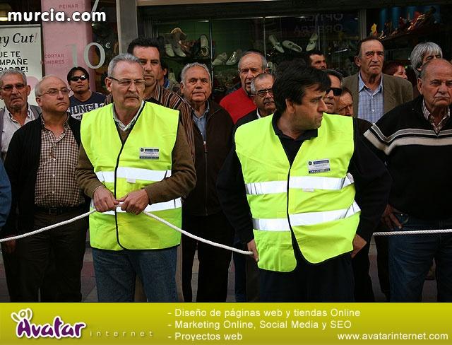 Cientos de miles de personas se manifiestan en Murcia a favor del trasvase - 18