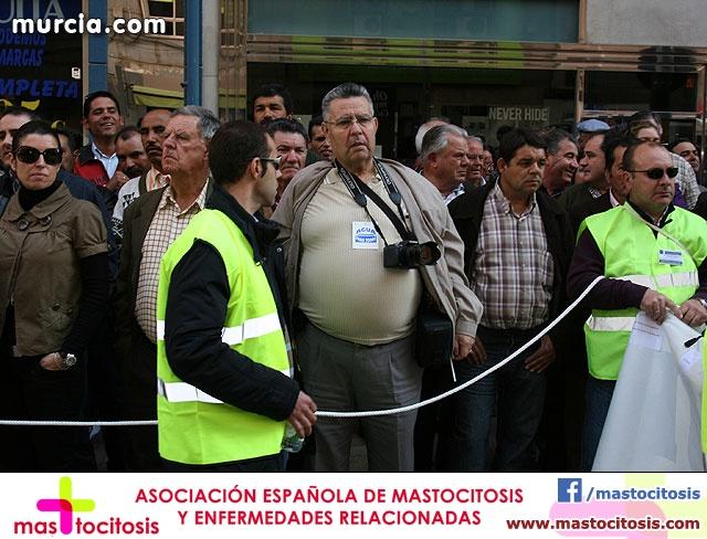 Cientos de miles de personas se manifiestan en Murcia a favor del trasvase - 21