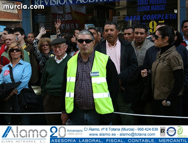 Cientos de miles de personas se manifiestan en Murcia a favor del trasvase - 22