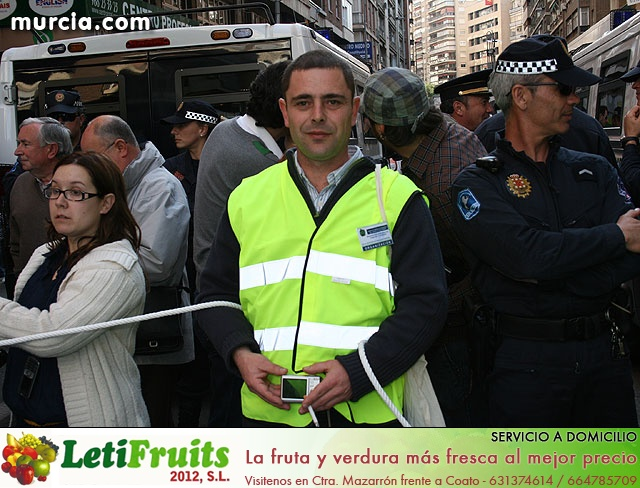 Cientos de miles de personas se manifiestan en Murcia a favor del trasvase - 32