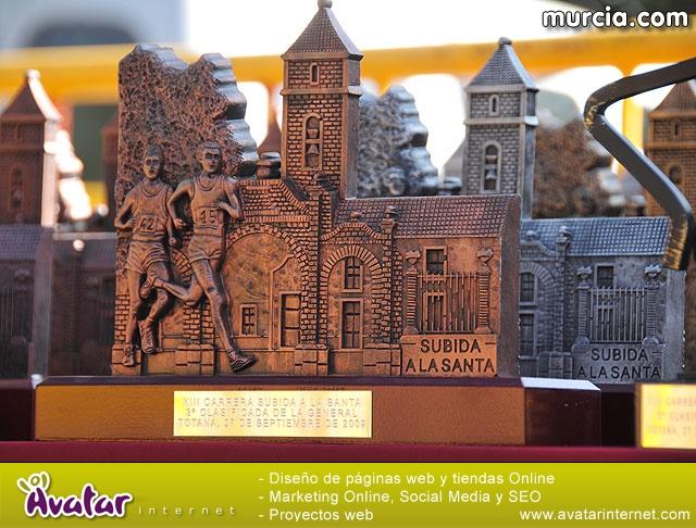 XIII Carrera Subida a La Santa. Totana 2009 - Reportaje II - 3