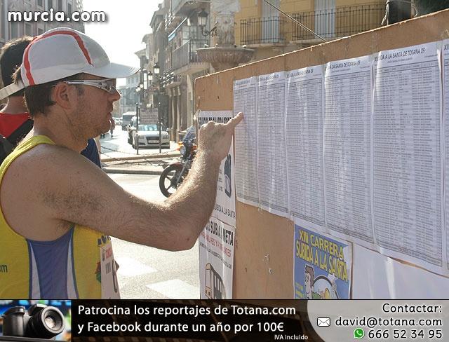 XIII Carrera Subida a La Santa. Totana 2009 - Reportaje I - 30