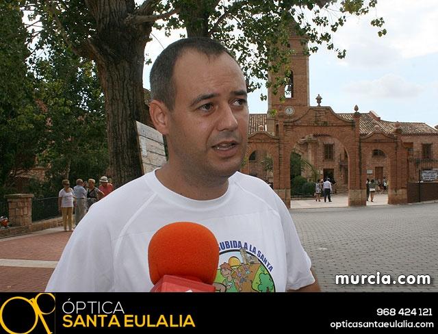 XIII Carrera Subida a La Santa. Totana 2009 - Reportaje I - 1