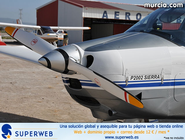 III Rally aeronáutico Ciudad de Totana - 8
