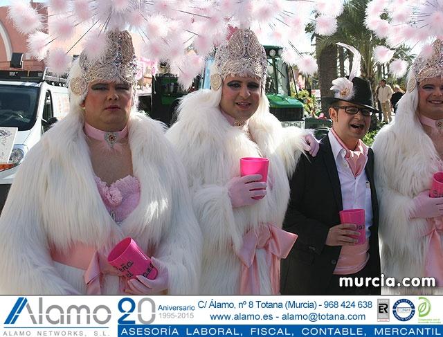 Carnaval Totana 2010 - Reportaje I - 2