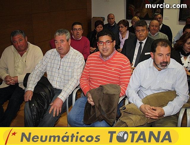 Sandro Rosell en Totana - 3