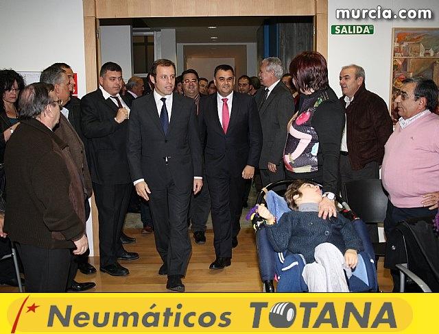 Sandro Rosell en Totana - 15