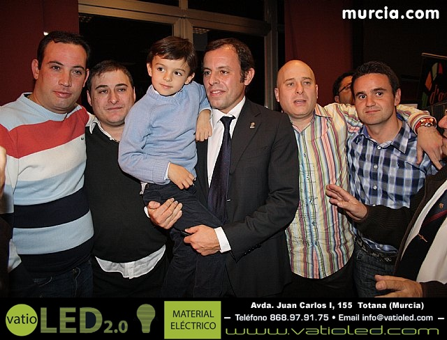 Sandro Rosell en Totana - 280