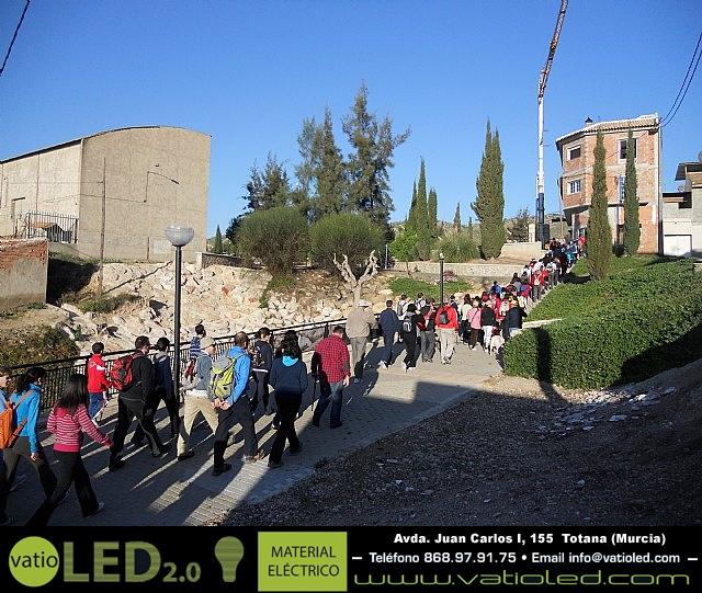 Ruta de senderismo y visita guiada por los arqueólogos al Yacimiento Argárico de la Bastida - 7