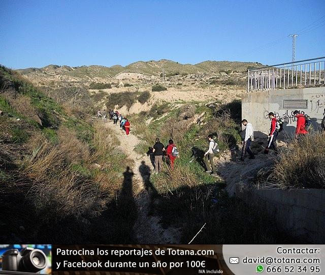 Ruta de senderismo y visita guiada por los arqueólogos al Yacimiento Argárico de la Bastida - 8