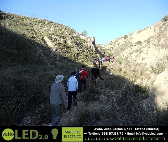 Ruta de senderismo y visita guiada por los arqueólogos al Yacimiento Argárico de la Bastida - 13