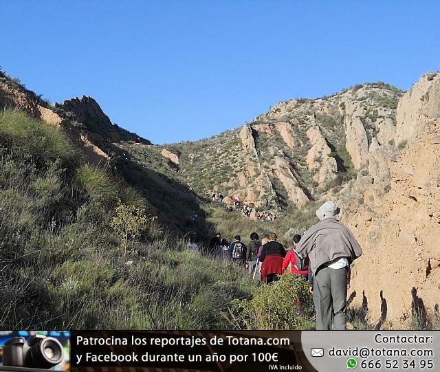 Ruta de senderismo y visita guiada por los arqueólogos al Yacimiento Argárico de la Bastida - 15