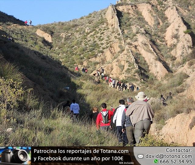 Ruta de senderismo y visita guiada por los arqueólogos al Yacimiento Argárico de la Bastida - 16