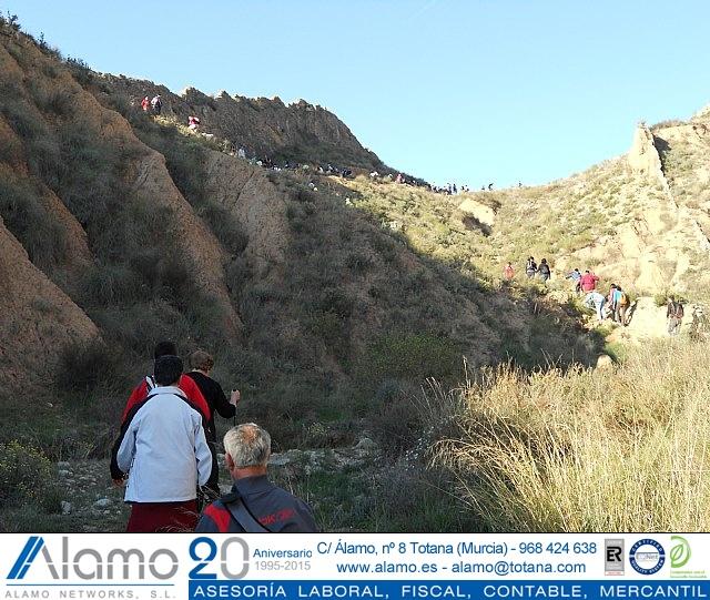Ruta de senderismo y visita guiada por los arqueólogos al Yacimiento Argárico de la Bastida - 18