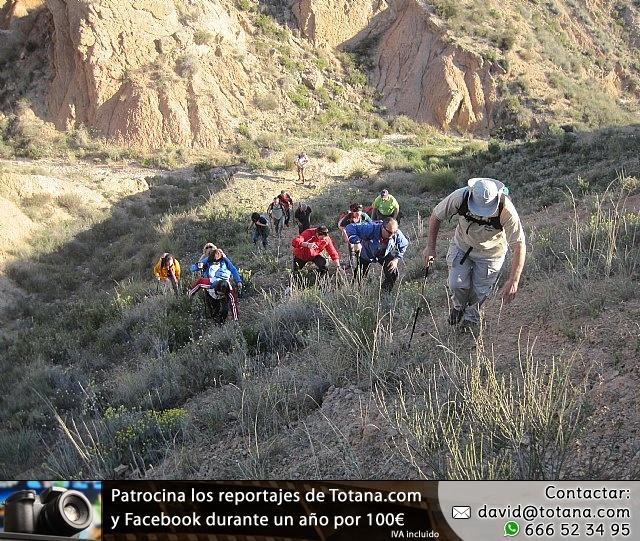 Ruta de senderismo y visita guiada por los arqueólogos al Yacimiento Argárico de la Bastida - 21