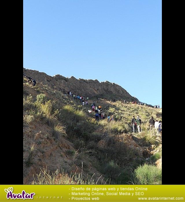 Ruta de senderismo y visita guiada por los arqueólogos al Yacimiento Argárico de la Bastida - 25