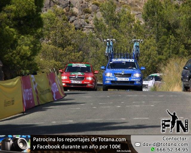 La Vuelta 2011 -  Petrer -> Totana - Alto de La Santa - 2