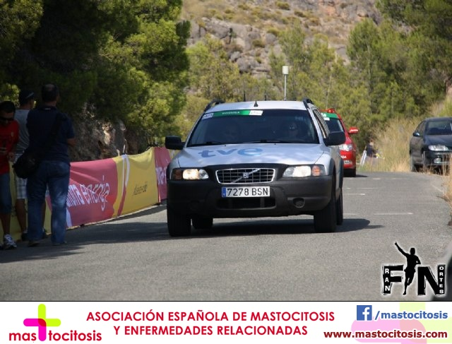 La Vuelta 2011 -  Petrer -> Totana - Alto de La Santa - 3