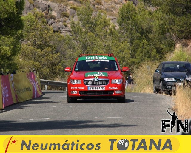 La Vuelta 2011 -  Petrer -> Totana - Alto de La Santa - 4