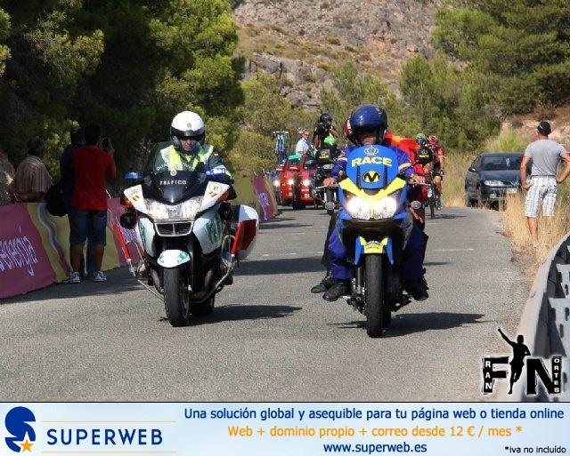 La Vuelta 2011 -  Petrer -> Totana - Alto de La Santa - 5