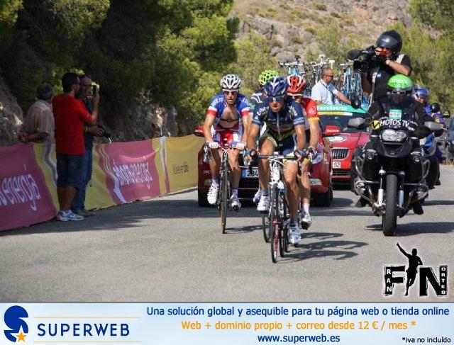 La Vuelta 2011 -  Petrer -> Totana - Alto de La Santa - 7