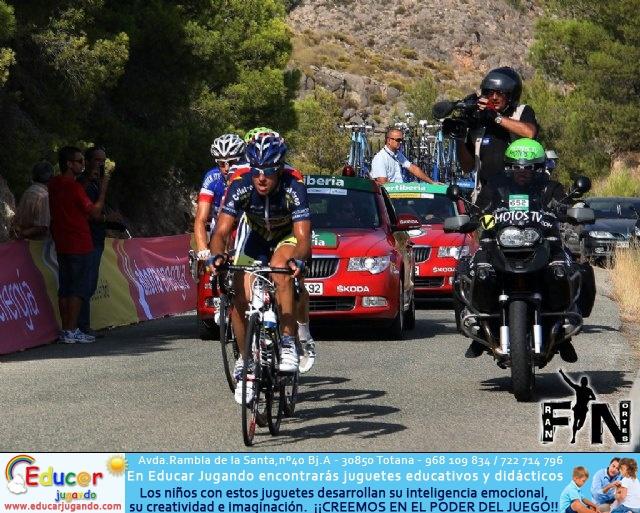 La Vuelta 2011 -  Petrer -> Totana - Alto de La Santa - 8