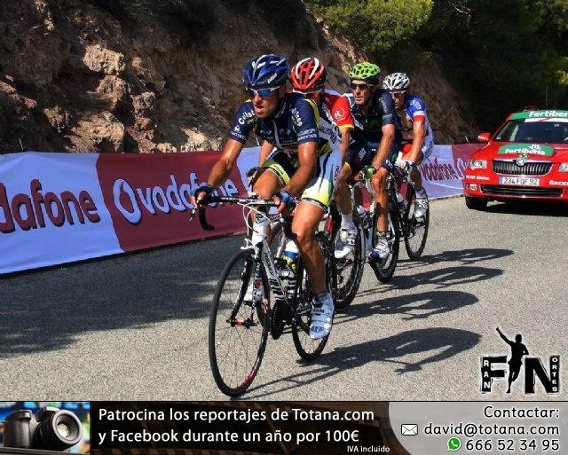 La Vuelta 2011 -  Petrer -> Totana - Alto de La Santa - 10