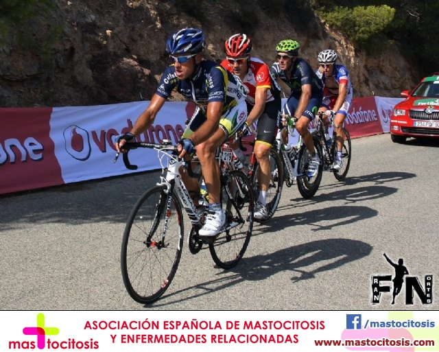 La Vuelta 2011 -  Petrer -> Totana - Alto de La Santa - 12