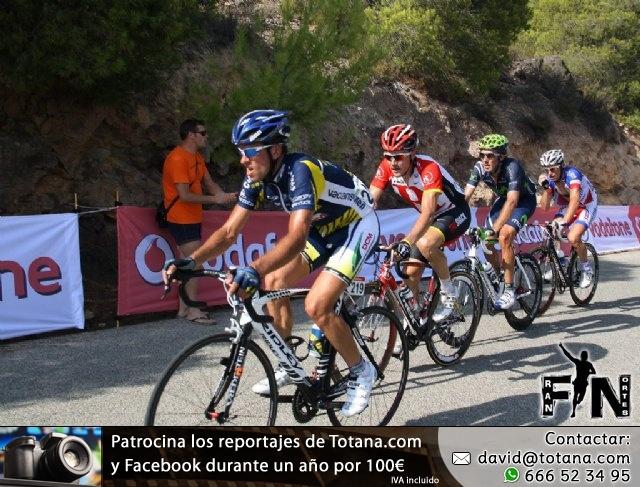 La Vuelta 2011 -  Petrer -> Totana - Alto de La Santa - 13