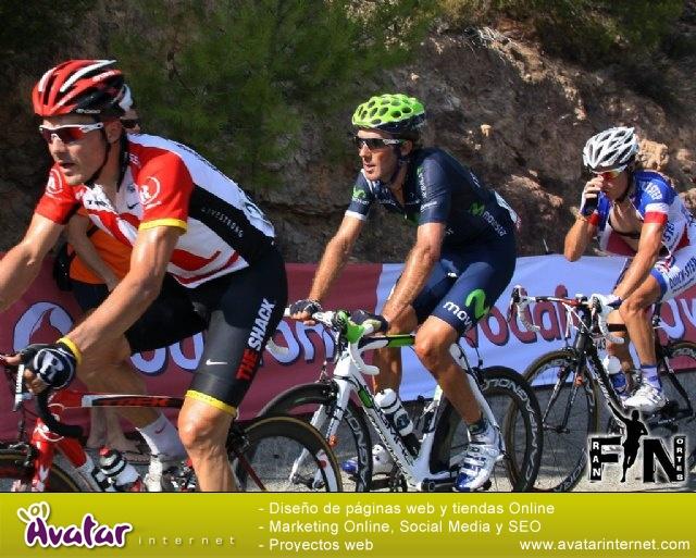 La Vuelta 2011 -  Petrer -> Totana - Alto de La Santa - 14