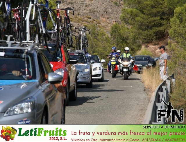 La Vuelta 2011 -  Petrer -> Totana - Alto de La Santa - 16