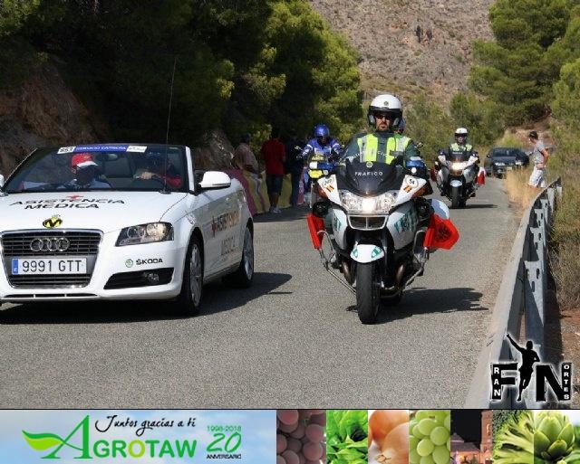 La Vuelta 2011 -  Petrer -> Totana - Alto de La Santa - 17